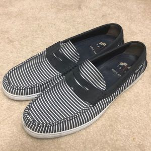Cole Haan loafers, US 11, excellent condition.